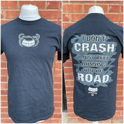 £9.99 • Buy Grinfactor 2005 T-Shirt Tee Motorcyclist Rider Car Drivers Adult Size M Rare