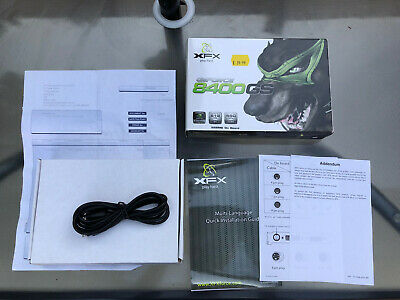 £4.99 • Buy Geforce 8400GS Box And Instructions - NO Graphics Card Included See Photos