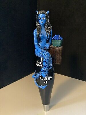$ CDN79.31 • Buy New Mint Condition Blue Point Blueberry Devil Girl Beer Tap Handle Lot