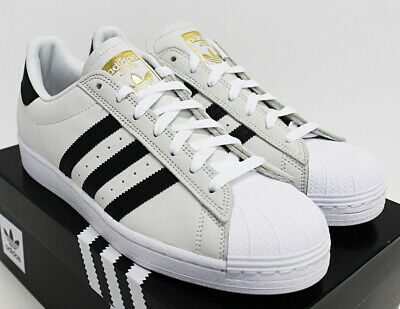 $ CDN56.55 • Buy NIB ADIDAS Men's Superstar Advance Shell Leather Low Top Sneakers Tennis Shoes