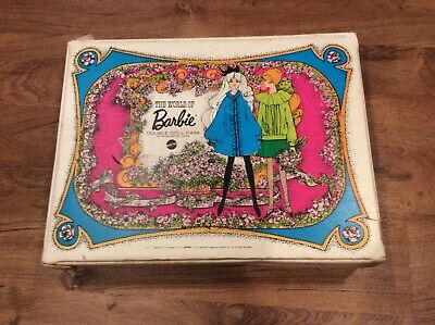 $ CDN112.04 • Buy Vintage The World Of Barbie Double Doll Case, With Dolls, And Clothing