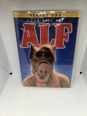 £3.60 • Buy ALF Season 1; DVD 4-disc Set From 2004; New And Factory Sealed