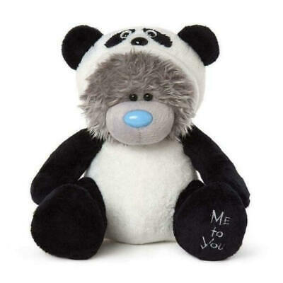 £15.99 • Buy Official Me To You Tatty Teddy 9 Inch Animal Bear Dressed As A Panda Gift Toy