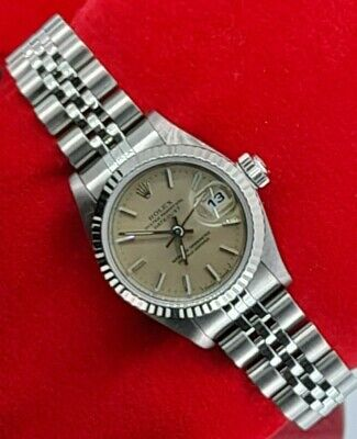 $ CDN6396.44 • Buy Rolex DateJust 26mm 18ct White Gold & Stainless Steel  1994 Box & Papers