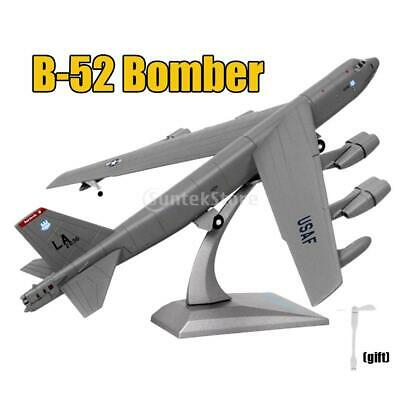 £23 • Buy 3D B-52 Bomber Aircraft Model 1/200 Aolly Diecast Military Toy Collectibles
