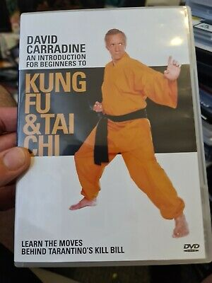 £3.60 • Buy David Carradine - An Introduction For Beginners To Kung Fu And Tai Chi (DVD, 20…