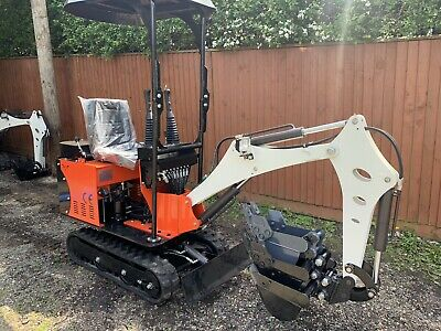 £4995 • Buy Micro Digger Mini Digger Excavator 800kg 3 Buckets Quick Hitch New Diesel 2021