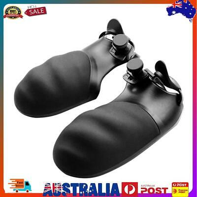 AU15.61 • Buy For DualShock 4 Trigger Stop+Grip Cover For PS4 PS4 Slim PS4 Pro Controller