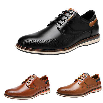 $28.98 • Buy Mens Dress Shoes Comfort Daily Casual Shoes Wedding Shoes Size US 6.5-13