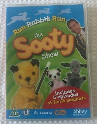 £2 • Buy Sooty And Sweep Dvd  New In Pack