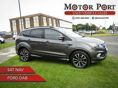 £13990 • Buy 2017 Ford Kuga 2.0 TDCi EcoBlue ST-Line AWD (s/s) 5dr SUV Diesel Manual