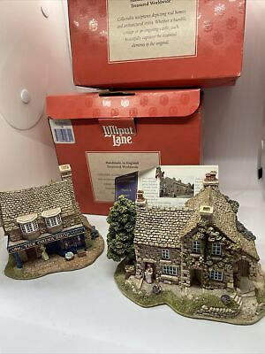 £9.99 • Buy Lilliput Lane English Collection Northern - The Dalesman L2021 & The China Shop
