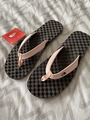 £19.99 • Buy THE NORTH FACE BASE CAMP MINI FLIP FLOPS SIZE 8 LADIES Pink