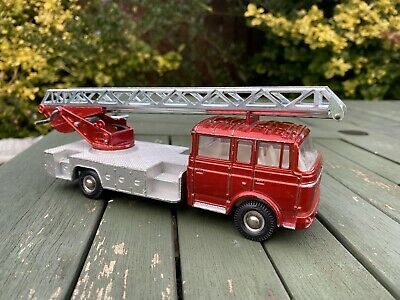 £75 • Buy Dinky Toys Original 956 Turntable Fire Escape Berliet Rare In This Condition