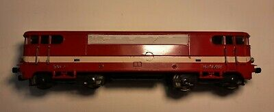 AU35 • Buy Lima Red SNCF Electric Locomotive - OO Scale