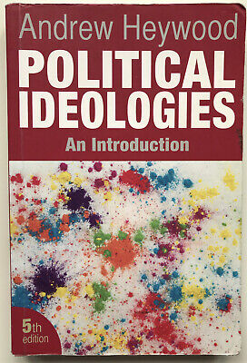 £10 • Buy Political Ideologies: An Introduction By Andrew Heywood (Paperback, 2012)
