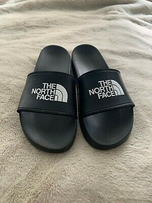 £40 • Buy The North Face Base Camp TNF BLACK/TNFSliders Slippers (UK Size 10)