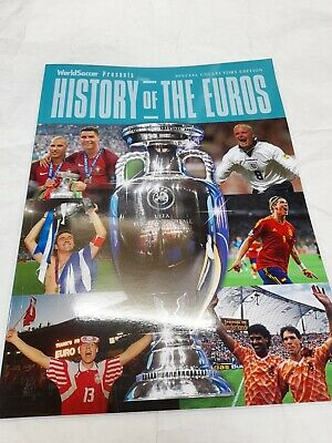 £11.90 • Buy World Soccer Magazine Presents #4 History Of The Euros Special Collectors Editio