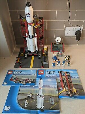 £34.99 • Buy LEGO City Space Centre 3368, 100% Complete W/ Instructions & Minifigures
