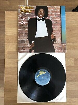£9.99 • Buy MICHAEL JACKSON - Off The Wall 1979 UK ORIG G/FOLD LP(3 Lps Posted For £4.50)