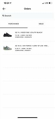 $ CDN214 • Buy Yeezy 500 Utility Black Size 11 (pre Owned. Not Worn In. Without Box,From Goat