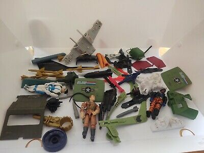 $ CDN144.77 • Buy GI Joe Vehicle Parts And Figures Lot #3. Tiger Force Stalker Try And More