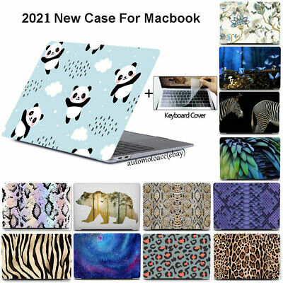 $20.99 • Buy 3in1 Animal Colorful Case For Macbook Pro Air 11 12 13'' M1 15 16 Keyboard Cover
