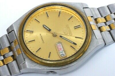 $ CDN43 • Buy Seiko 7S26-3170 Automatic Watch For Repairs Or For Parts           -13898