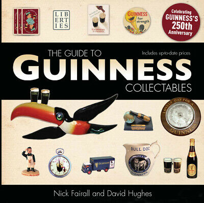 £29 • Buy The Guide To Guinness Collectibles Vol 1 , An Author Signed Book