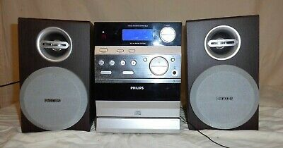 £7.50 • Buy Philips MC145/05 Classic Micro CD Sound System With Tape Deck