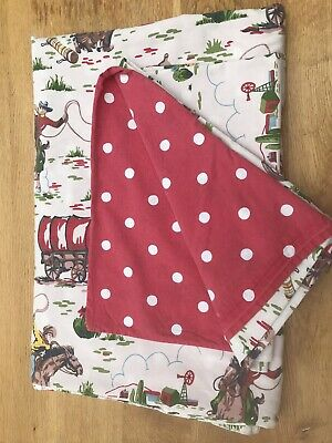 £5 • Buy Cath Kidston Cowboy Bedding - Great Used Condition