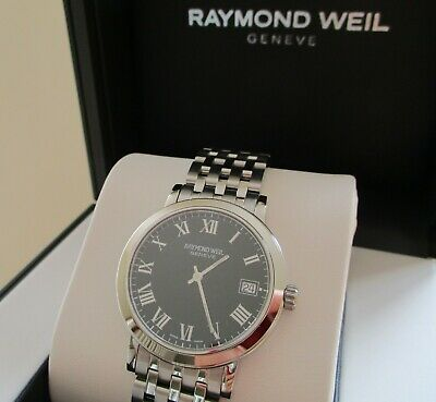 £195 • Buy Raymond Weil Tocatta Gents Watch - Model 5593 With Inner & Outer Boxes