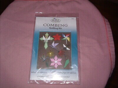 £4.50 • Buy Quilled Creations Combing Quilling Kit