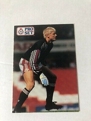 £9.99 • Buy Pro Set 1991 Card - Peter Schmeichel - Manchester United