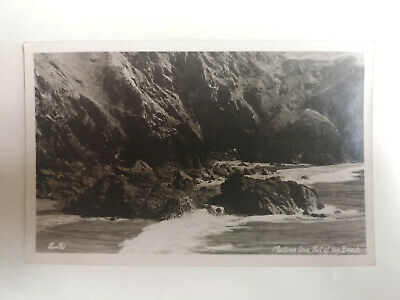 £2.99 • Buy Mullion Cove Cornwall Part Of The Beach Real Photo - S82105