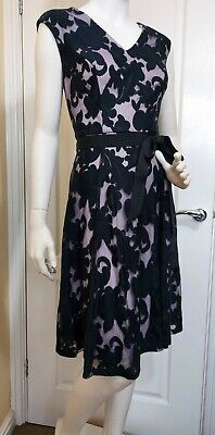 £10.99 • Buy Kalico Lace Dress Size 10 In Fabulous Condition
