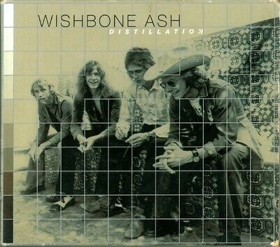 £27 • Buy Wishbone Ash - Distillation - 4xCD Boxed Set - 56 Tracks - Signed By Andy Powell
