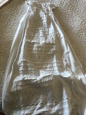 £25 • Buy Antique Christening Gown