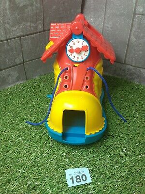 £16.31 • Buy Vintage Matchbox Play Shoe Boot School House Only 1983 Toy