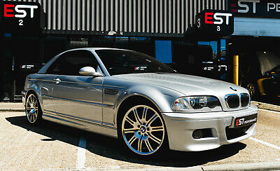 £8300 • Buy BMW M3 E46 Convertible With Hard Top. Poss PX/Swap