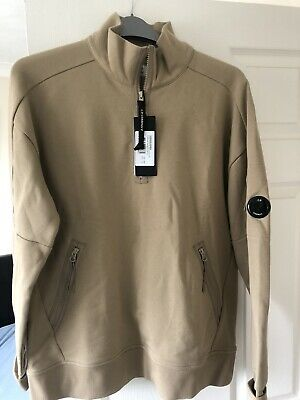 £80 • Buy Cp Company Xl ZIP TOP Never Been Worn, Was Too Big On Delivery, Bought For £195