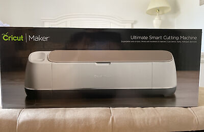 $275 • Buy Cricut Maker Electronic Cutting Machine - Barely Used & In Fantastic Condition