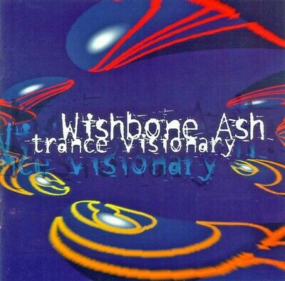 £7.50 • Buy Wishbone Ash - Trance Visionary - CD - Experimental Album From The Twin Guitars