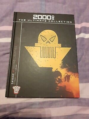 £5.99 • Buy 2000 AD The Ultimate Collection - 79 - Savage Taking Liberties