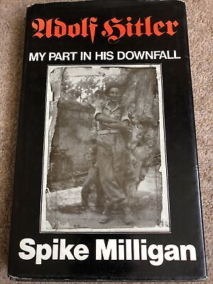 £5 • Buy Spike Milligan Adolf Hitler My Part In His Downfall.