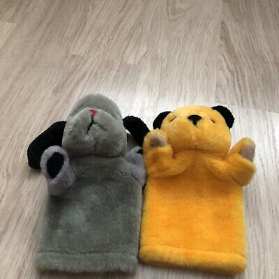 £9.99 • Buy Sooty & Sweep Vintage Puppets Patsy B Sweep With Squeaker