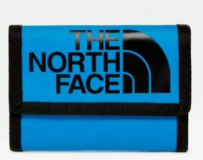 £14.99 • Buy The North Face Base Camp Wallet Money Holder TNF Blue BNWT Travel Coins