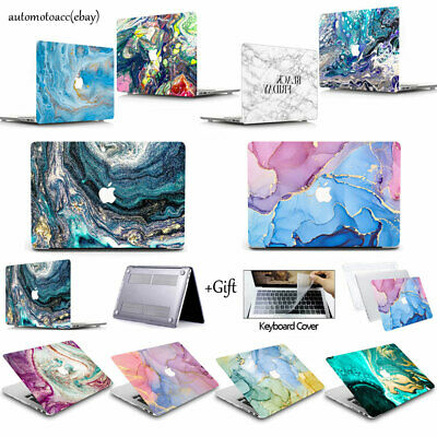 $20.99 • Buy 3in1 Colorful Marble Case+Keyboard Cover For Macbook Pro Air 11 12 13'' M1 15 16