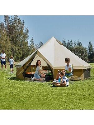 £169.95 • Buy 🏕Ozark Trail 8-Person Yurt🔥Waterproof Glamping Bell Tent🎪FREE 24H SHIPPING✅