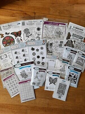 £10 • Buy Creative Expressions Bundle Of 20 Stamp Sets
